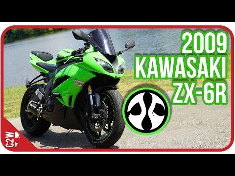 JoeGo101's Kawasaki ZX-6R   First Ride