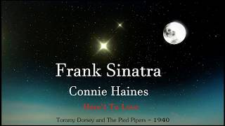 Watch Frank Sinatra Heres To Love video