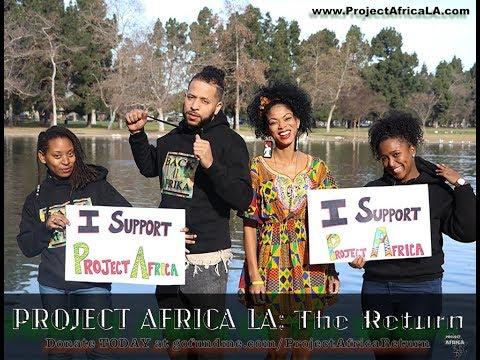 Back II Africa