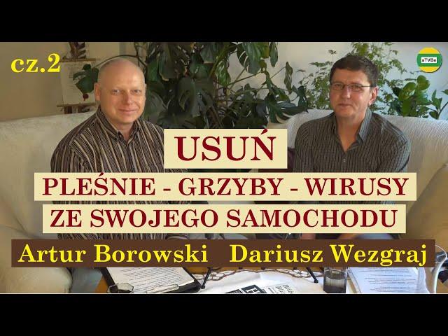 JAK PRAWIDŁOWO POWINIEN WYGLĄDAĆ PROCES OZONOWANIA SAMOCHODU cz.2 Dariusz Wezgraj STUDIO 2021