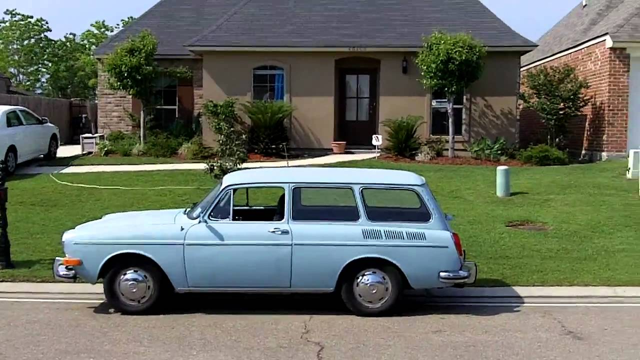 fasty   volkswagen squareback station wagon youtube