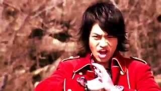 WARRIORS 【Kaizoku Sentai Gokaiger MV】