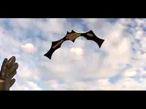 batarang boomerang real returning handcrafted bat boomerang