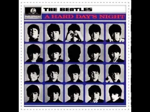 The Beatles - A Hard Day's Night Full Album