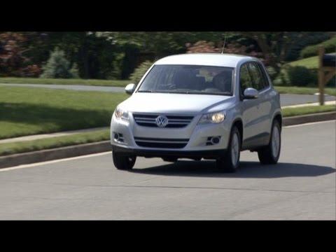2010 Volkswagen Tiguan - Test Drive