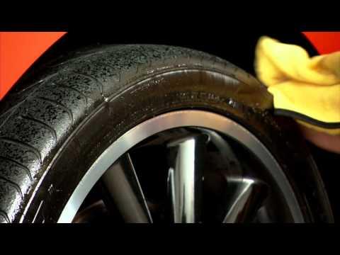 Black Magic Tire Wet Spray Gel Video - Pep Boys