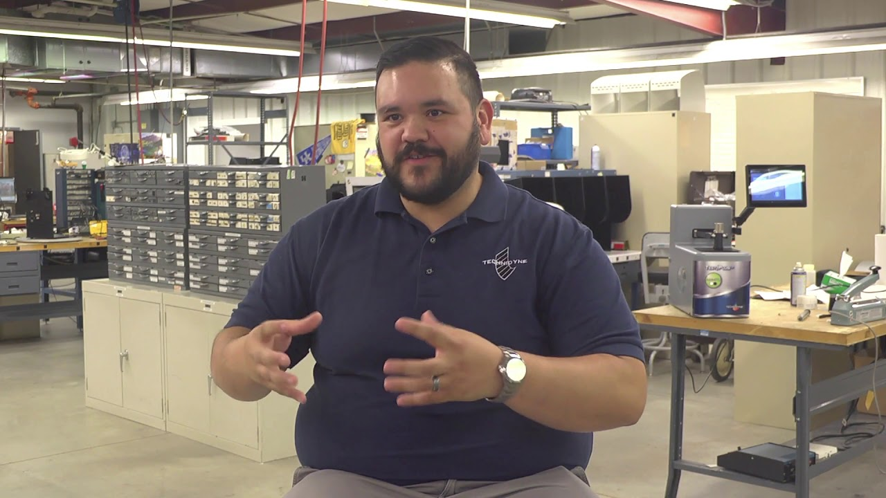 Chase Tinker talks about Technidyne's partnership with third party suppliers