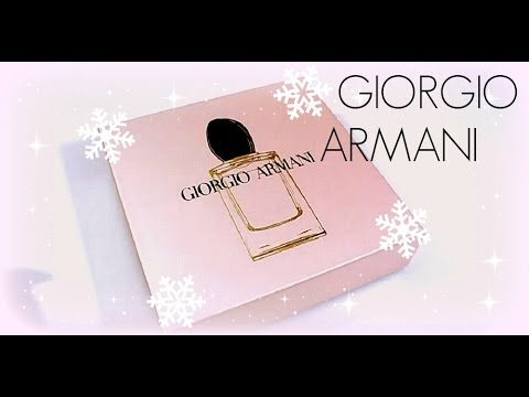 giorgio armani geschenkidee weihnachten 9999 dinge diy basteln trends youtube. Black Bedroom Furniture Sets. Home Design Ideas