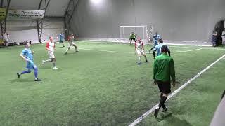 Полный матч GC Barbershop 2 0 YBC Турнир по мини футболу в Киеве