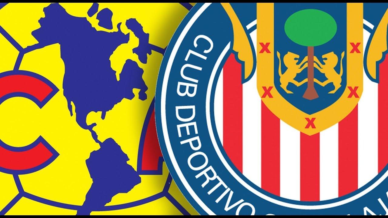 AMERICA VS CHIVAS / simulación / Liga Mx / Jornada 15