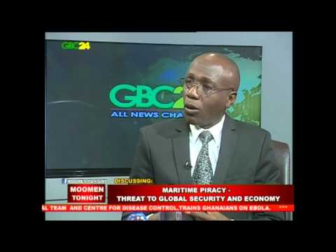 CDR (DR.)  KAMAL DEEN ALI ON MARITIME SECURITY