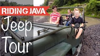 Jeep Lava Tour Mount Merapi Yogyakarta | Things to do in Indonesia