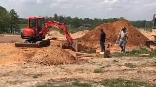 LS-20 Underground Lifesaver Storm Shelter Install - Alabama