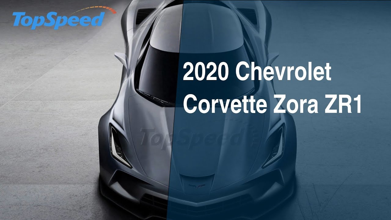 2020 Chevrolet Corvette Zora Zr1 Youtube