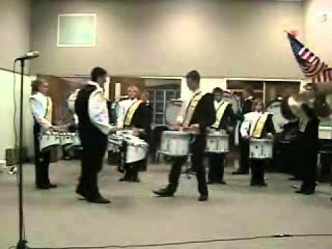 Kickapoo High School Drumline 2005