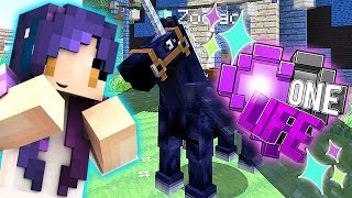 Placing My FAIRY HORSE Order!! | Ep. 18 | One Life Minecraft SMP