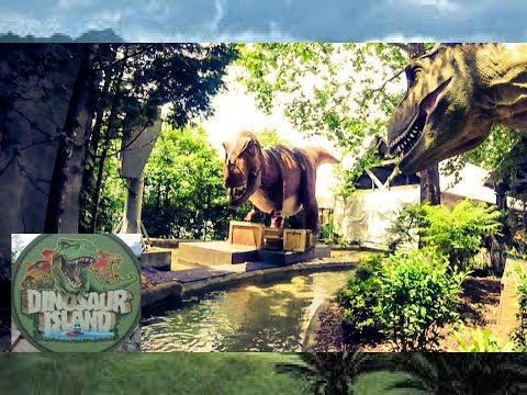 Dinosaur Island Columbus Zoo | 2017