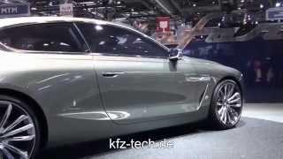 BMW Gran Lusso Coupé Pininfarina 2014