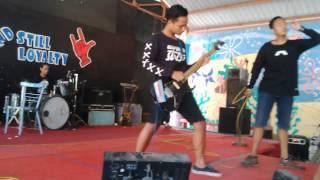 Live perfrom SMAD HC at Wonderia semarang 13sep15