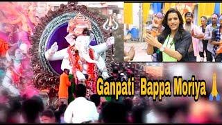 Ganpati Bappa Moriya|Rajal Barot|Ganesh Chaturthi Latest Ganpati Song Status 2018