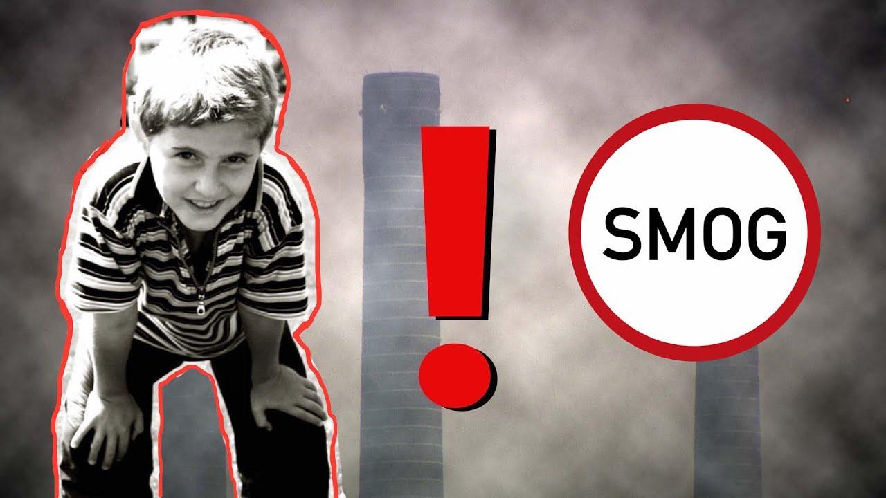 Smog truje dzieci! Poradnik dla rodziców jak zabić smog.