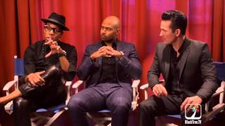 Preachers of L.A. Season 2 Interviews w/ Jay Haizlip, Deitrick Haddon, Pastor Wayne Chaney
