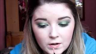 Autumn makeup tutorial (Green smokey eye) Thumbnail