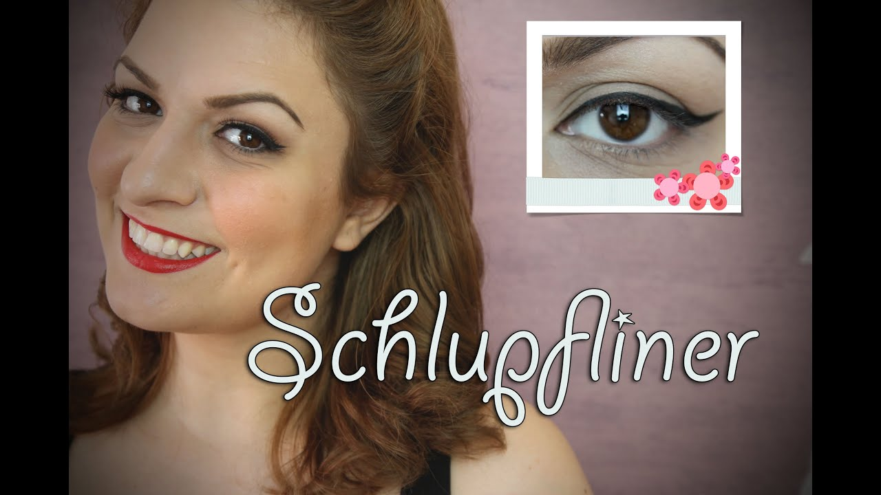 eyeliner bei schlupflidern ebru 39 s beauty lounge youtube. Black Bedroom Furniture Sets. Home Design Ideas