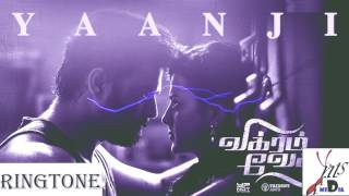 Yaanji - Vikram Vedha -  Ringtone(Romantic) - Download link available in description.
