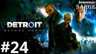 Zagrajmy w Detroit: Become Human [PS4 Pro] odc. 24 - Droga do wyzwolenia