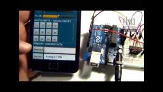 ARDUDROID: The 2-Way Android Controller for Arduino via Bluetooth