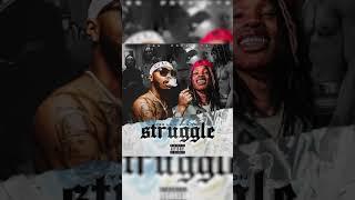 YBG Lo - Struggle ( Audio) ft. King Von