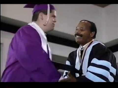 "Tallwood High School Graduation Ceremonies & ""Year In Review"" (PART 3 OF 4) June 19th,1998"