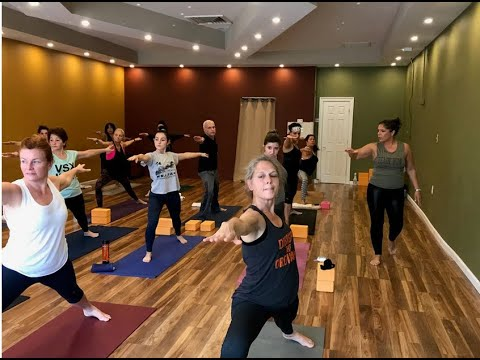 Daughter of murder victim opens yoga studio focused on healing