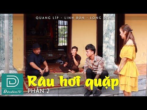 Râu Hơi Quặp Phần 2 | Nhập Gia Tùy Tục | Phim Hài Đàn Đúm TV Hay Nhất 2019 | Quang Líp | Linh Bún
