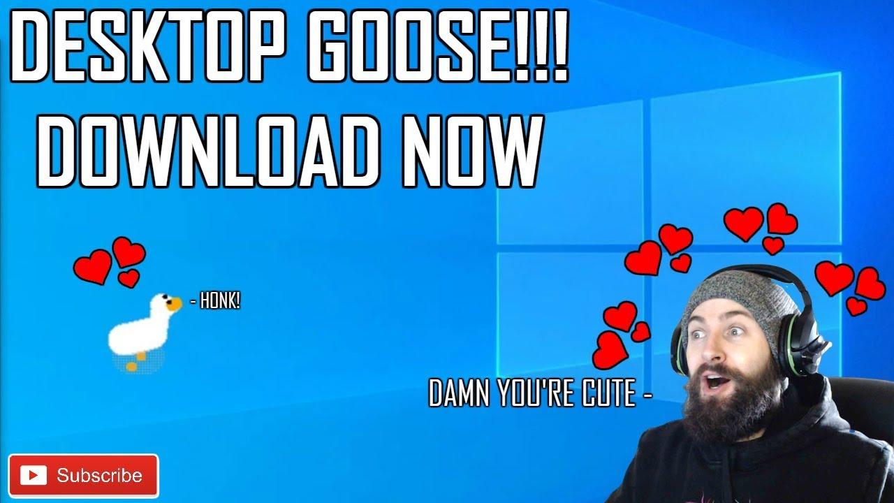 'Desktop Goose' App Can Wreak Havoc On Your Windows PC