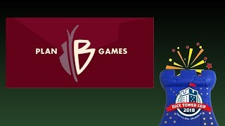 Interview with Plan B Games