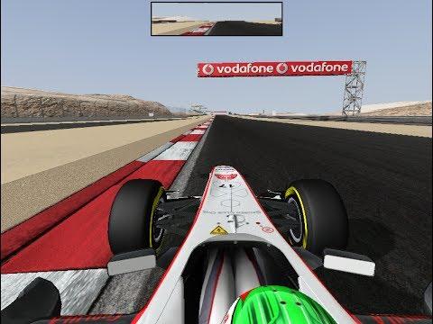 rFactor mod F1 2011 by Sandrox edition v2017 - vista previa