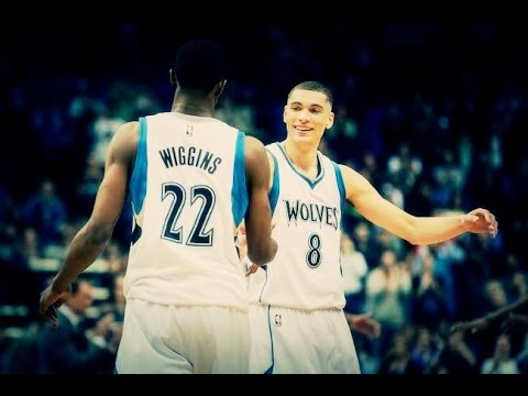 "Wiggins & LaVine || ""Bounce Brothers"" ᴴᴰ 