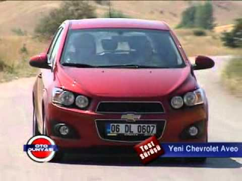 Chevrolet Aveo Test Oto Dnyas Youtube