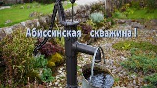 видео абиссинская скважина