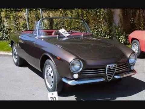 Alfa Romeo  'I prototipi'