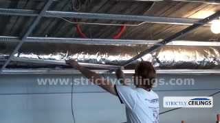 How To Install A Drop Ceiling (Basic Overview)