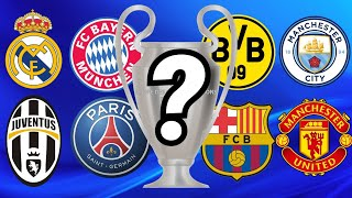 Champions League 2018/19 Prognose - Wer folgt Real Madrid? (Tipp)