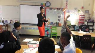 Community Connection: Career Day with 5th graders Thumbnail