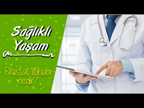 prostata iltihabı neden olur