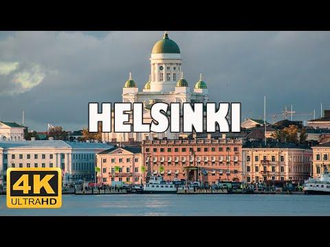 Helsinki, Finland 🇫🇮 IN 4K