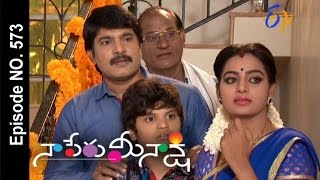 Video Naa Peru Meenakshi | 23rd November 2016 | Full Episode No 573 | ETV Telugu download MP3, 3GP, MP4, WEBM, AVI, FLV Oktober 2018