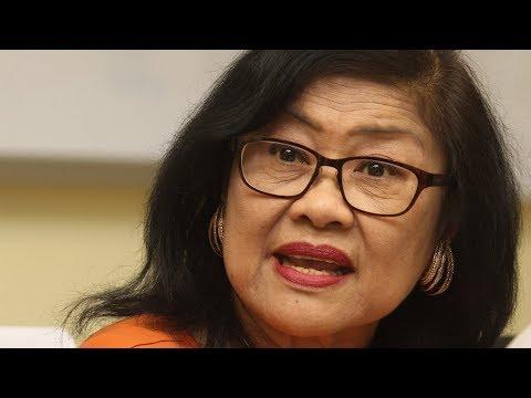 Rafidah: I am in EAC because I'm a Malaysian