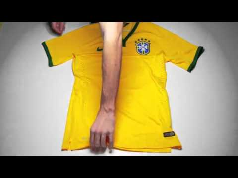 Cheap Wholesale Nike Brazil Match Home Jersey   World Cup 2014
